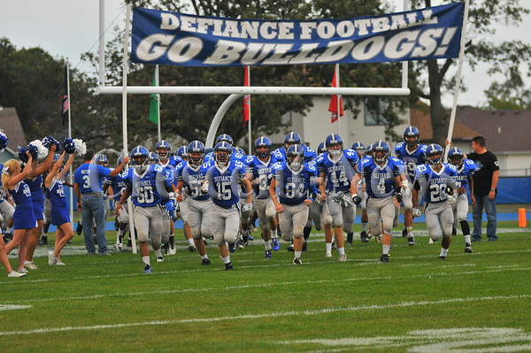Bath @ Defiance Football