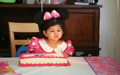 Gwen 3rd Birthday