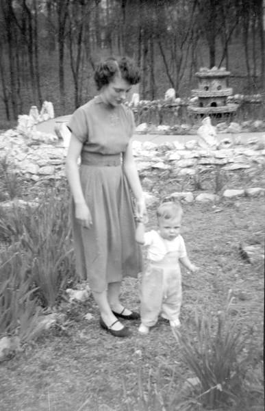 Mom and Alan