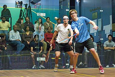 2010-03-06 Juan Pablo Gaviria (Rochester) and Alex Gross (Tufts)