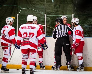 Bergen vs Tønsberg, 30. January 2016