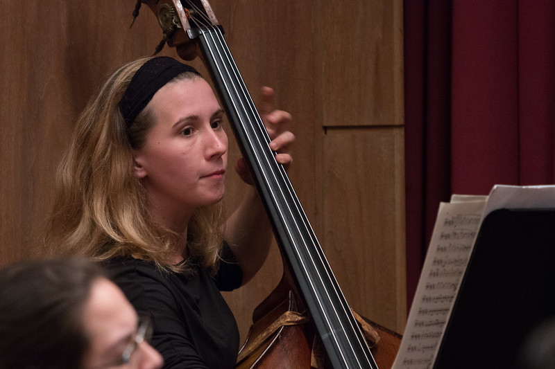 Brittany Bowen -- Hopkins Symphony Orchestra, April 2017