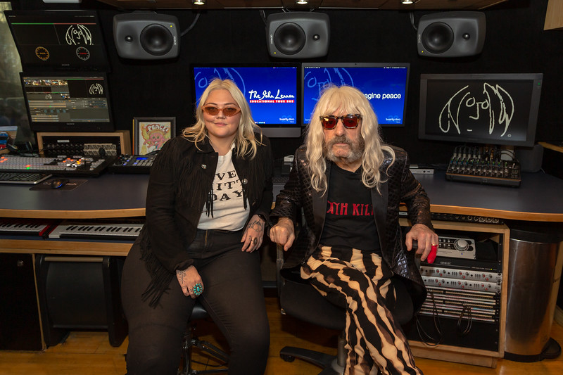 2019_01_26, Anaheim, Bus, CA, Derek Smalls, Elle King, Interior, NAMM