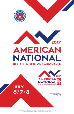 2017 IBJJF American Nationals