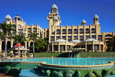 PALACE OF THE LOST CITY - SOUTH AFRICA