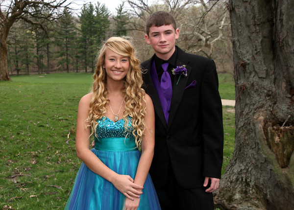 Dustin Van Tine Prom Night