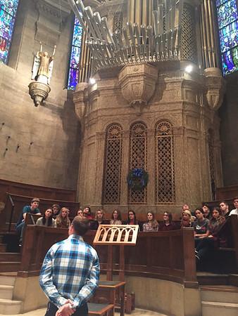 Madrigal Singers Showcase Talent on Minnesota Tour