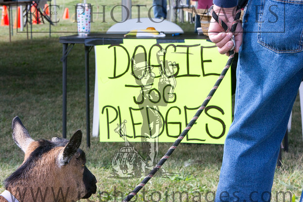 Doggie Jog Sept. 19, 2015