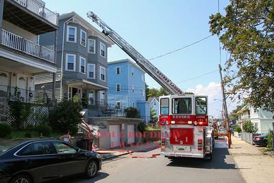 Revere, MA - 1st Alarm, 131 Bellingham Ave, 8-1-17