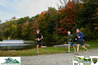 Way Over Yonder 10K & Half Marathon Trail Run 10/11/20