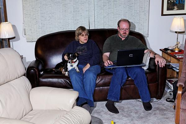 2008 Christmas Eve - Duluth - Part 2