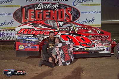 Land of Legends Raceway-6-9-2020- John Meloling