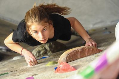 Youth Climbing League
