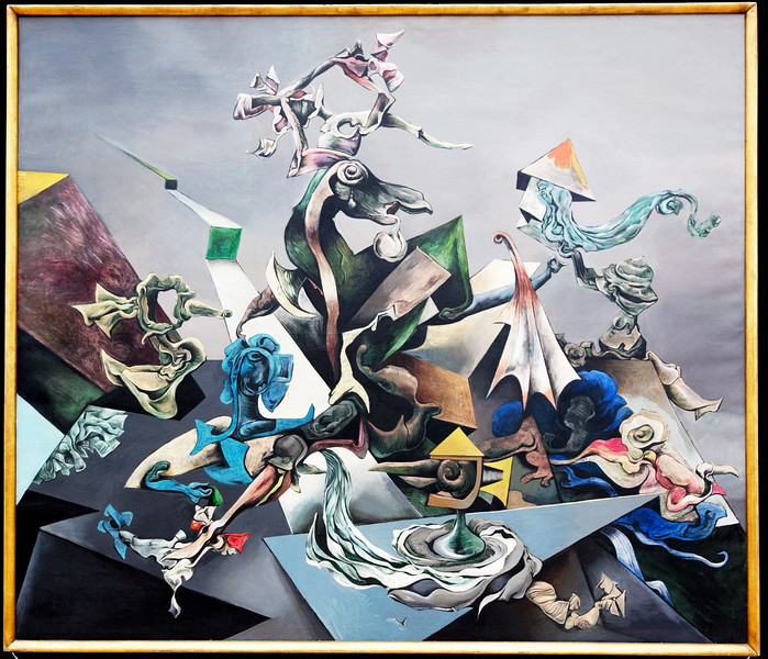 "Kurt Seligman: ""Magnetic Mountain, 1948"""