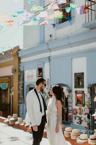 San Cristobal Todos Santos Wedding - Jess and Matt