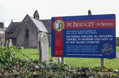 St Brides