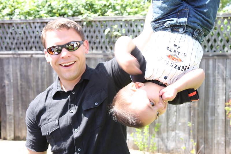 Jake Knudsen's First Birthday - April 2008-80.JPG