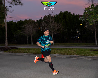 Paradise Coast Half Marathon & 5k - 2021