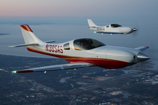 "2005 Lancair ""Legacy"", Norfolk, 18Mar18"