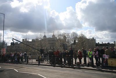London Marathon - London (April 2008)