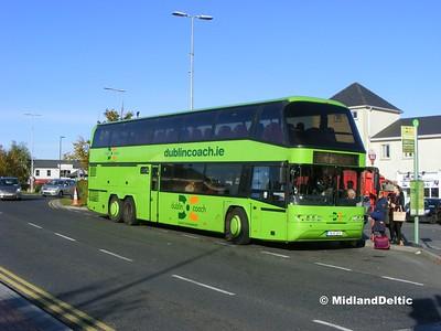 Portlaoise Buses, 13-10-2015