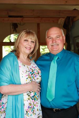 Susan & Mark