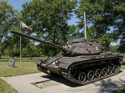 Nebraska  VFW, American Legion, Veterans Parks, Monument Vehicles