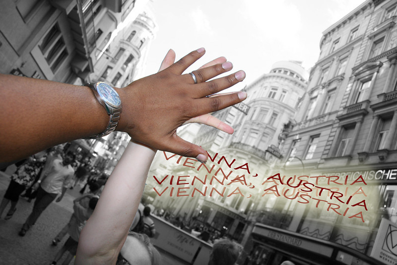 High five for Vienna!!!
