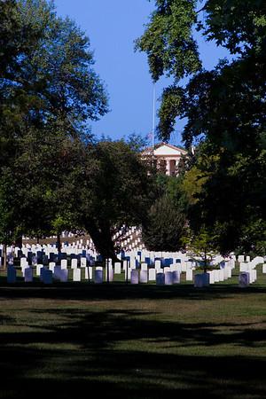 Arlington Cemetery & Mount Vernon