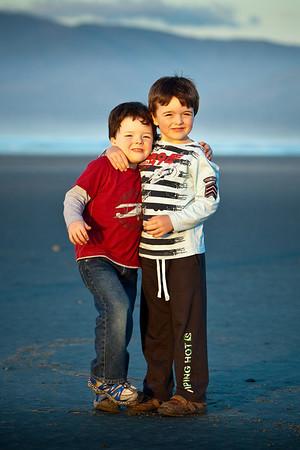 Alexander and Oliver