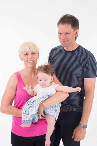 Jane and Graeme Dunn Family