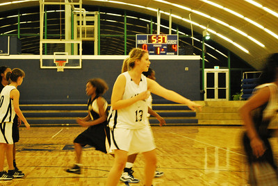 Girls Basketball December 2010