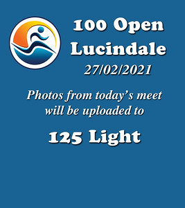 100 Open - 27/02/2021 Lucindale