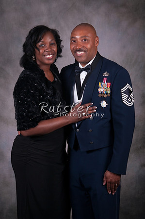 Scott AFB Chief Induction Ceremony 1-24-14