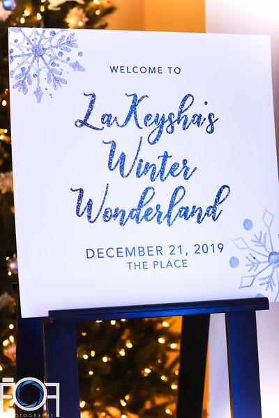 LaKeysha's Winter Wonderland