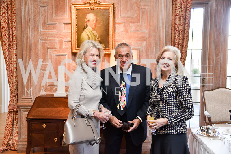 Charlotte Buxton, Tony Podesta, Nancy Stevenson, Women's Day Reception with Ambassador to France-2672.JPG