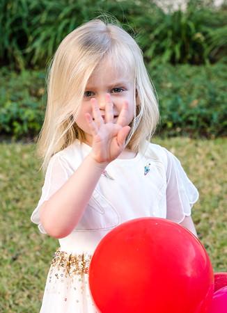 Abby Borland 4th Birthday