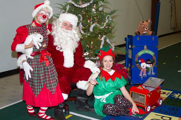 2012 Santa at EI
