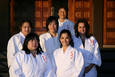SJB Judo Class of 2008