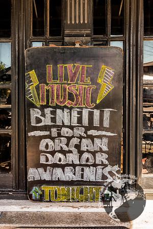 Organ Donor Awareness Benefit