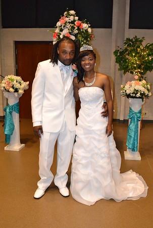Carr Wedding