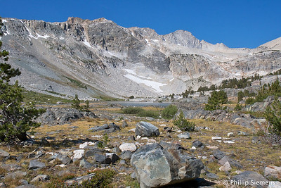 20 Lakes Basin 2009