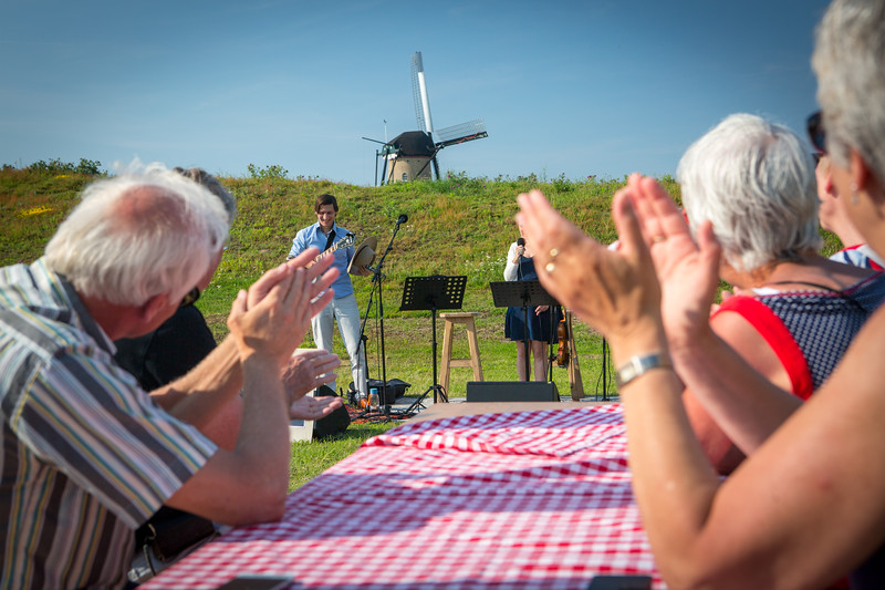 Etappe Prinsenbeek - Terheijden