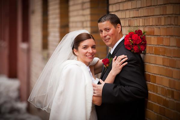 Melissa & Scott