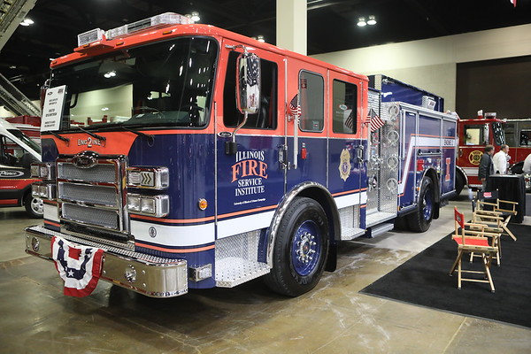 Illinois Fire Chiefs Conference 2019 In Peoria