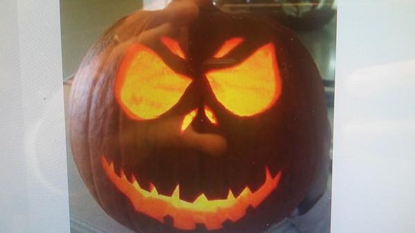 20141031 Halloween Nugget