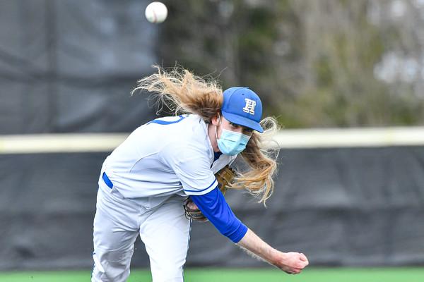 Hamilton Baseball v Amherst 4-17-21