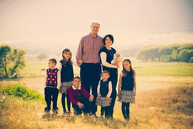 Aaron Thatcher Family 2010