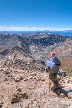 2019 Mt Democrat 14er & Maroon Bells