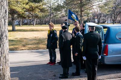 Hank Shea Funeral